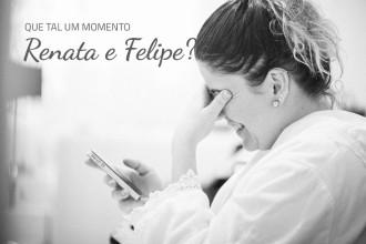 Renata e Felipe | Casamento | São Paulo
