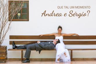 Andrea e Sérgio | Casamento | Mairiporã