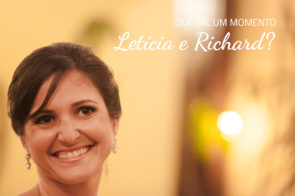 Letícia e Richard | Casamento | São Paulo