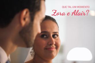 Zora e Alair | Casamento | São Paulo