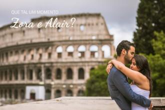 Zora e Alair | Roma (Itália)