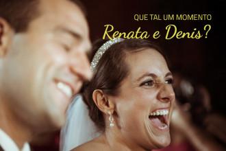 Renata e Denis | Casamento | São Paulo