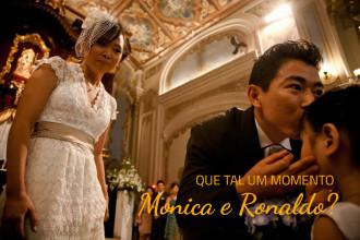 Mônica e Ronaldo | Casamento | São Paulo