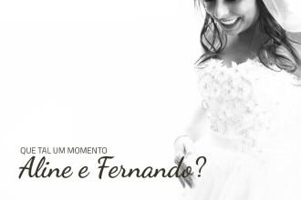 Aline e Fernando | Casamento | São Paulo