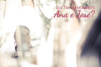 Ana e José | Casamento | Santo André