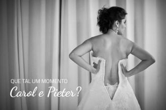 Carol e Pieter | Casamento | Chapada Diamantina