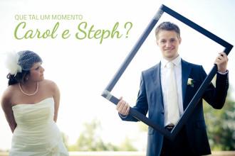 Carol e Steph | Casamento | Bordeaux (França)