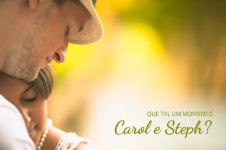 Carol e Steph | Saint-Aulaye (França)