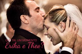 Erika e Theo | Casamento | São Paulo