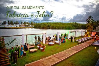 Fabrícia e John | Casamento | Lauro de Freitas