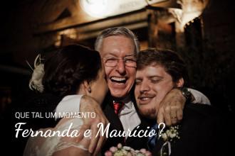 Fernanda e Maurício | Casamento | São Paulo