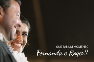 Fernanda e Roger | Casamento | Granja Viana