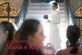 Flavia e Rafael | Casamento | São Paulo