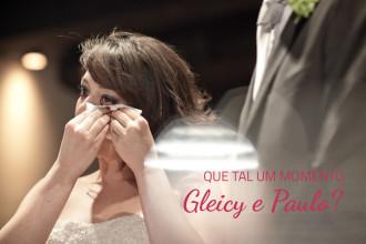 Gleicy e Paulo | Casamento | São Paulo