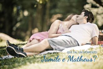 Jamile e Matheus | São Paulo