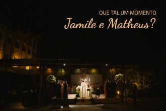 Jamile e Matheus | Casamento | São Paulo