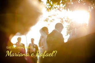 Mariana e Rafael | Casamento | Itaí