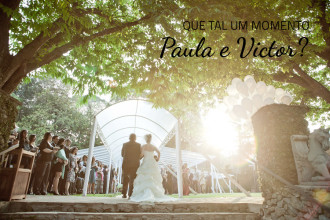 Paula e Victor | Casamento | Granja Viana