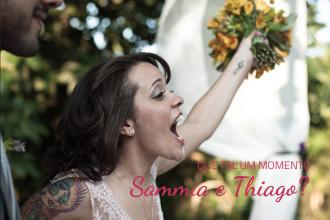 Sammia e Thiago | Casamento | Suzano