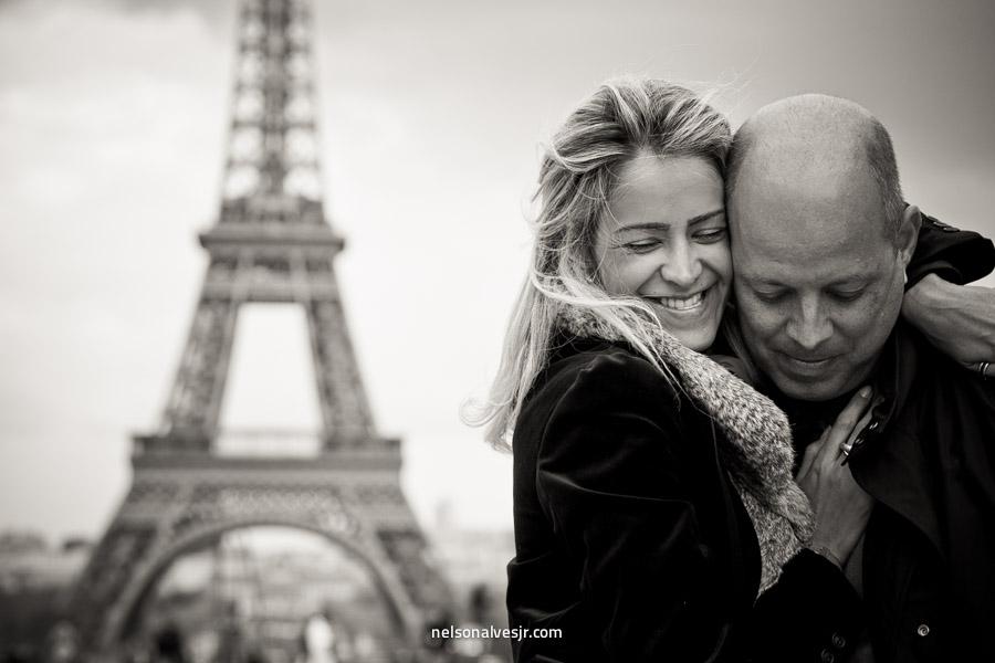 Ensaio de família em Paris, França