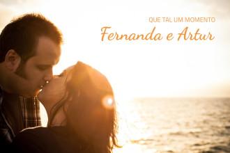 Fernanda e Artur | Santa Monica e Los Angeles (EUA)