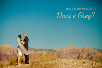 Danielly e Gregory | Las Vegas (EUA)