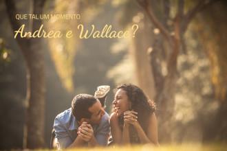 Andrea e Wallace | Horto Florestal de SP