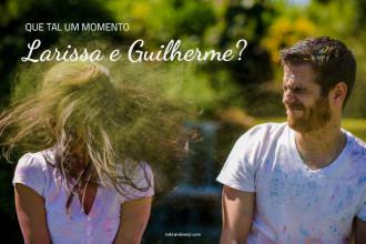 Larissa e Guilherme | Holambra (SP)